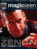Magicseen Magazine - May 2005 magic by Magicseen Magazine