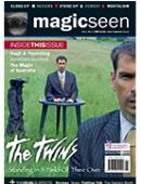 Magicseen Magazine - November 2005 magic by Magicseen Magazine