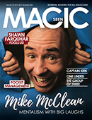 Magicseen Magazine - November 2018 Magic download (ebook)