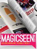 Magicseen Magazine Subscription magic by Magicseen Magazine