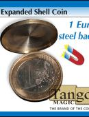 Expanded Shell - 1 Euro (magnetic) Gimmicked coin