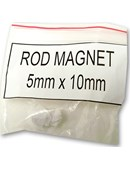 Magnets - Rod Magnet 5Mm X 10Mm Trick