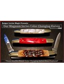 Magnum Color Changing Knife Set Trick