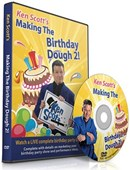 Making the Birthday Dough 2.0 DVD