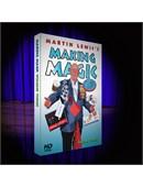Martin Lewis's Making Magic Volume 3 magic by Magikraft Studios
