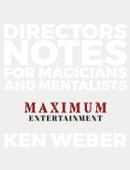 Maximum Entertainment Book