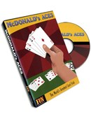 McDonald's Aces DVD
