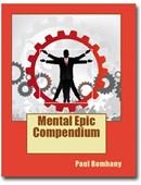Mental Epic Compendium Book