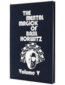 Mental Magick of Basil Horwitz Volume 5 Book