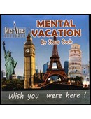 Mental Vacation magic by Merlins of Wakefield