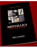 Mentallica: Heavy Mental Magic (Book) Book