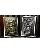Metallic Deck Set Deck of cards
