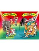 Micro Coloring Book - Circus Book