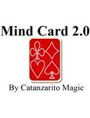 Mind Card 2.0 magic by Mike Catanzarito