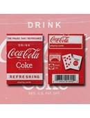 Mini Coke Playing Cards Deck of cards