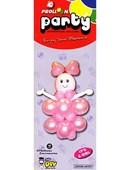 Mini Girl Balloon Kit Accessory