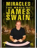 Miracles: The Magic of James Swain Volumes 1 - 4 DVD or download