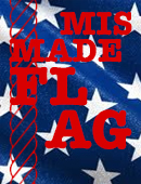 Mismade Flag With A Twist magic by Magic by Gosh