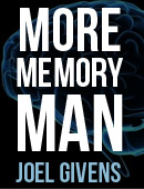More Memory Man Magic download (video)
