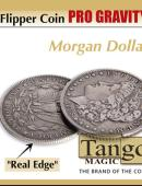 Flipper - Pro Gravity - Morgan Dollar Gimmicked coin