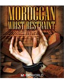 Moroccan Wrist Restraint magic by MagicWorld.co.uk