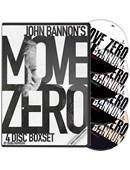 Move Zero (4 Volume Set) magic by John Bannon