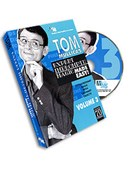 Mullica Expert Impromptu Magic Made Easy Tom Mullica Volume 3, DVD DVD