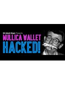 Mullica Wallet Hacked! with DVD, Books, and Props Trick