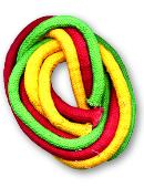 Multicolor Rope Link (Cotton) Trick