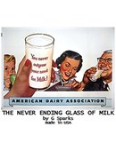 Never Ending Glass of Milk Trick