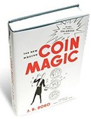 New Modern Coin Magic Book