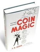 New Modern Coin Magic Book