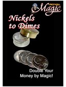 Nickels to Dimes Trick