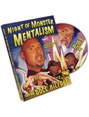 Night Of Monster Mentalism - Volume 4 DVD