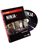Ninja + Volume 3 DVD