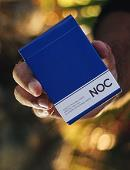 NOC Original Deck (Blue) USPCC Printed Deck of cards