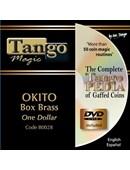 Okito Coin Box  One Dollar DVD