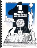 One Man Illusions Book