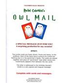 Owl Mail Trick