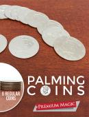 Palming Coin Set (12 Coin Set) Trick