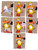 Pancho the Pickin Duck Trick