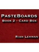 Pasteboards - Volume 2 (Cardbox) Magic download (video)