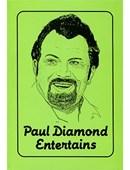 Paul Diamond Entertains Book