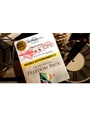 Paul Harris Presents Warp One/Freedom... magic by Paul Harris