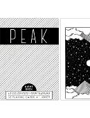 Peak Playing Cards (Night) Deck of cards