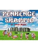 Penhenge Sharpie Trick
