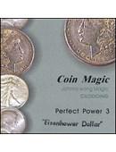 Perfect Power Eisenhower Dollar Trick