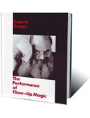 Performance Of Close-Up Magic Book