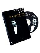 Peter Pit: Memories DVD