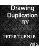 Peter Turner's Mentalism Masterclass - Drawing Duplications (Volume 5) Magic download (ebook)
